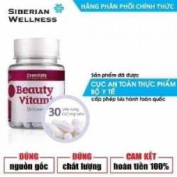 Beauty vitamins của tập đoàn SIBERIAN WELLNESS _Liên Bang Nga