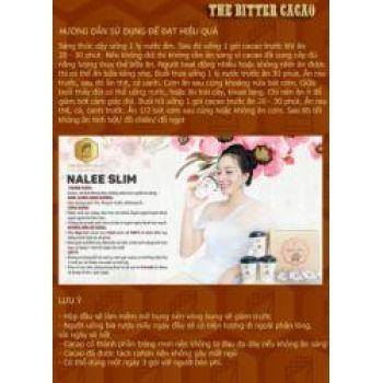 Cacao giảm cân Nalee Slim