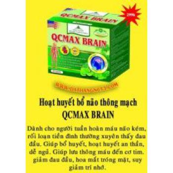 hoạt huyết thông não thông mạch