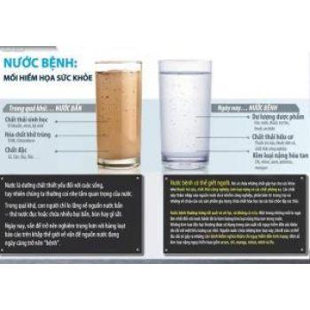 Máy lọc nước tinh khiết Bio Pure