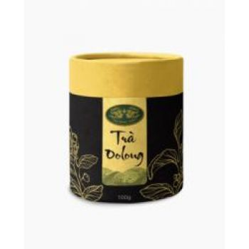 trà olong đen vàng