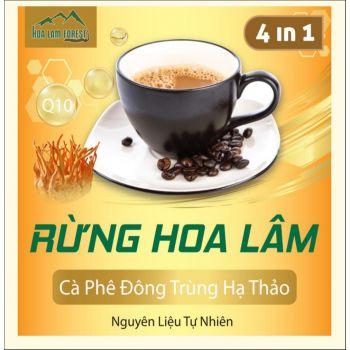 CAFE Đông Trùng Hạ Thảo
