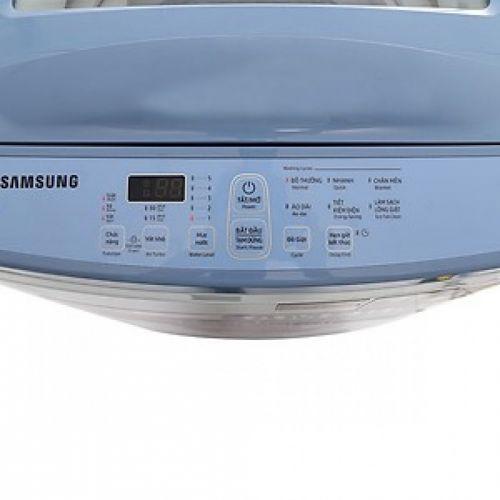 Máy giặt Samsung 8,5kg trăng.