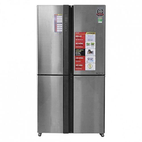Tủ Lạnh Inverter Sharp SJ-FX630V-ST (556L)