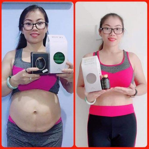 Trà giảm cân Go detox