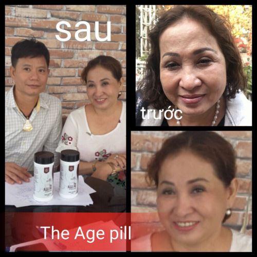 Viên Uống Sisel The Age Pill