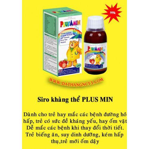 Siro miễn dịch plusmin