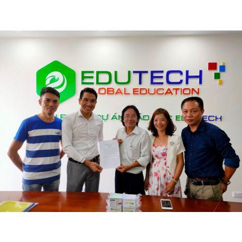 Thẻ học trực tuyến EDUTECH 4.0