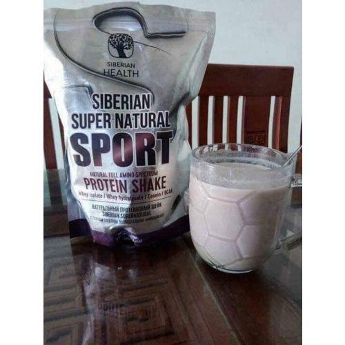 Protein shake _sản phẩm bổ sung dinh dưỡng của tập đoàn SIBERIAN WELLNESS _Liên Bang Nga