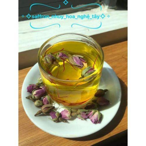Saffron  NHỤY HOA NGHỆ TÂY