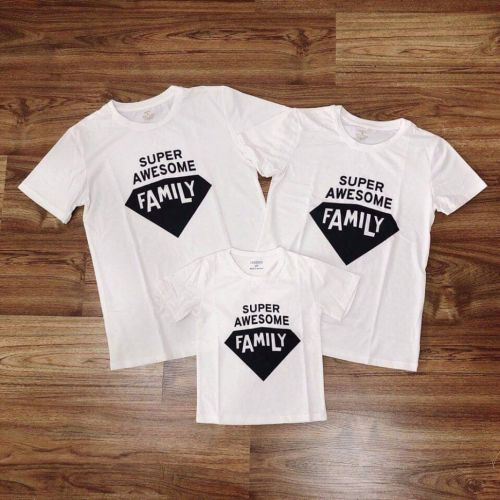 Áo gia đình, áo đôi.