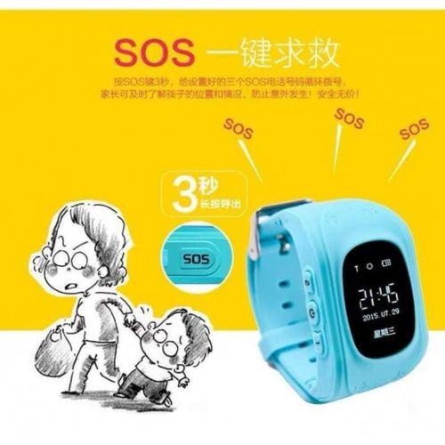 Đồng hồ thông minh trẻ em
