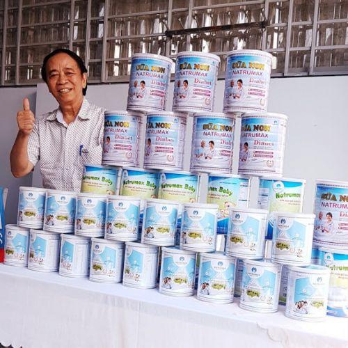 Sữa non Natrumax Diabet