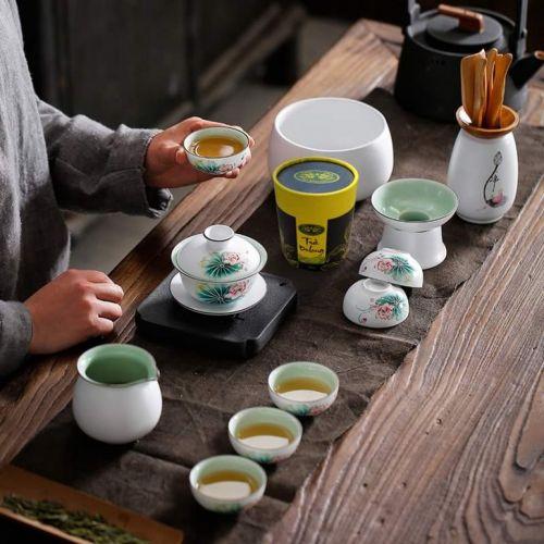 trà olong