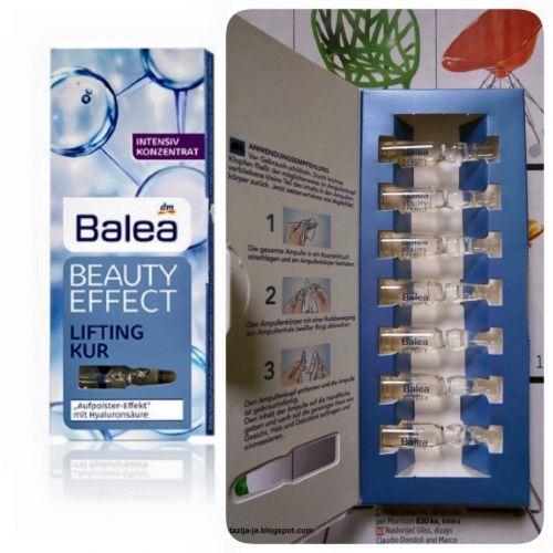 Huyết thanh Balea - Nâng cơ chống lão hóa liệu trình 7 ngày