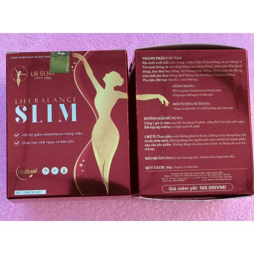 LB-SLIM ( Giảm cân)